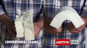 Loctite Tite Foam TV Spot, 'More Insulation and Durability' - Thumbnail 9