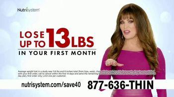 Nutrisystem Turbo 13 TV Spot, 'Your 13' - Thumbnail 3