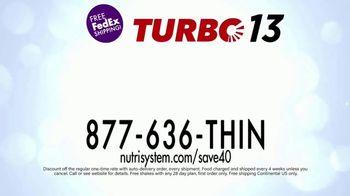 Nutrisystem Turbo 13 TV Spot, 'Your 13' - Thumbnail 9