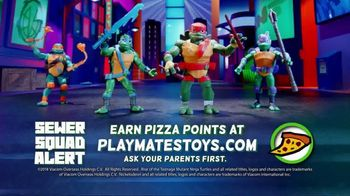 Rise of the Teenage Mutant Ninja Turtles Figures TV Spot, 'Sewer Squad Alert' - Thumbnail 7