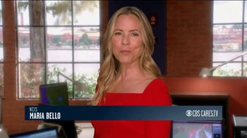 CBS Cares TV Spot, 'Breast Cancer Awareness Month' Featuring Maria Bello