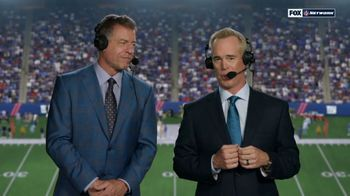 Tide TV Spot, 'Clean Call: A Thursday Night Tide Ad' Featuring Troy Aikman, Joe Buck - Thumbnail 9