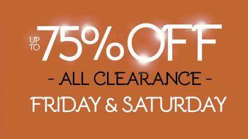 Stein Mart 12-Hour Sale TV Spot, 'Huge Storewide Savings: Clearance' - Thumbnail 10