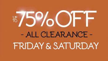 Stein Mart 12-Hour Sale TV Spot, 'Huge Storewide Savings: Clearance' - Thumbnail 9