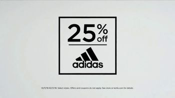 Kohl's TV Spot, 'Get Your Family Active With Adidas' - Thumbnail 3