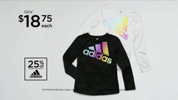 Kohl's TV Spot, 'Get Your Family Active With Adidas' - Thumbnail 8