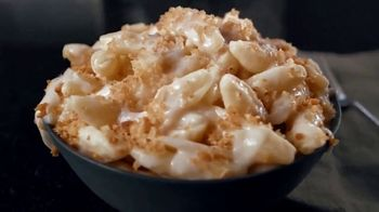 Marie Callender's Creamy Vermont Mac & Cheese Bowl TV Spot, 'Dancing While Eating' - Thumbnail 2