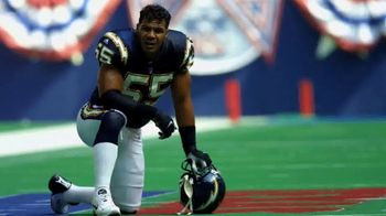 ESPN+ TV Spot, \'30 for 30: Seau\'