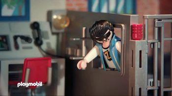 Playmobil City Action TV Spot, 'Jailbreak'