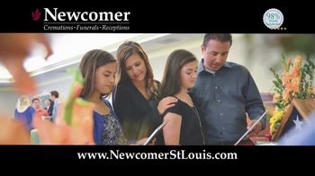 Newcomer Cremations, Funerals & Receptions TV Spot, 'Expensive'