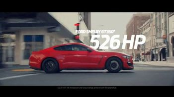 Ford Mustang TV Spot, 'Red Light' [T2] - 8 commercial airings