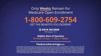 MedicareAdvantage.com TV Spot, 'Open Enrollment' - Thumbnail 9