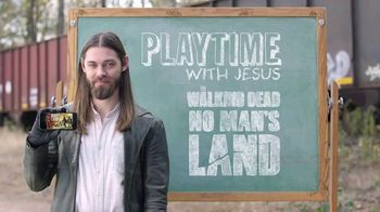 The Walking Dead: No Man's Land TV Spot, 'Playtime With Jesus: Assault 101'