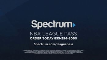 Spectrum NBA League Pass TV Spot, 'All About Choices' - Thumbnail 7