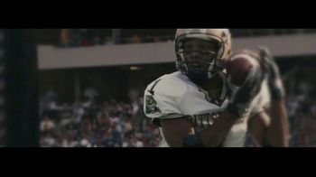 University of Phoenix TV Spot, 'A Promise to Mom' Featuring Larry Fitzgerald - Thumbnail 1