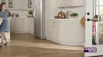 Cabinets To Go Kitchen-Proof Flooring TV Spot, 'The Great Pumpkin'