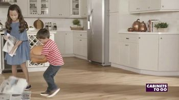 Cabinets To Go Kitchen-Proof Flooring TV Spot, 'The Great Pumpkin' - Thumbnail 4