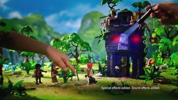 Playmobil Dinos TV Spot, 'Hidden Temple'