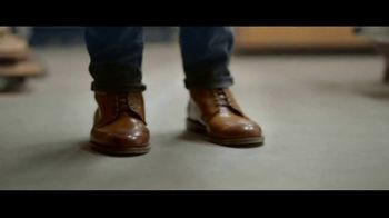 Allen Edmonds Rediscover America Sale TV Spot, 'Real Shoes' Featuring Baker Mayfield - Thumbnail 3