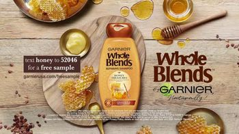 Garnier Whole Blends Honey Treasures TV Spot, 'All One-of-a-Kind' - Thumbnail 10