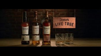 Dewar\'s TV Spot, \'Double Aged\'