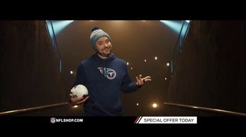 NFL Shop TV Spot, 'Titans and Chargers Fans' - 1 commercial airings