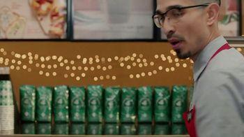Starbucks Peppermint Mocha TV Spot, 'Holidays: Magic in the Night' Song by Kayla Stockert - Thumbnail 1