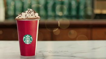 Starbucks Peppermint Mocha TV Spot, 'Holidays: Magic in the Night' Song by Kayla Stockert - Thumbnail 10