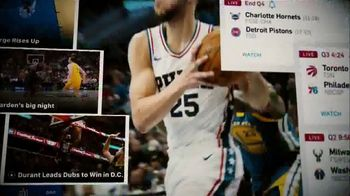 NBA App TV Spot, 'Start Your NBA Season Off the Right Way' - Thumbnail 3