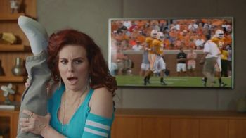 Sling TV Spot, 'Stretch: Stop Paying Too Much' Featuring Nick Offerman, Megan Mullally - Thumbnail 5