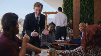 Sling TV Spot, 'Freedom: Stop Paying Too Much' Featuring Nick Offerman, Megan Mullally - Thumbnail 6