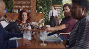 Sling TV Spot, 'Freedom: Stop Paying Too Much' Featuring Nick Offerman, Megan Mullally - Thumbnail 7