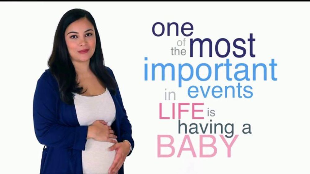 Stork Advisor TV Commercial, 'Having a Baby'