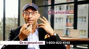 Chamonix Skin Care Genucel TV Spot, 'Under Eye Bags' - Thumbnail 5