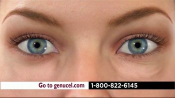 Chamonix Skin Care Genucel TV Spot, 'Under Eye Bags' - Thumbnail 7