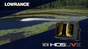 Lowrance HDS Live TV Spot, 'Sleek New Design' - Thumbnail 10