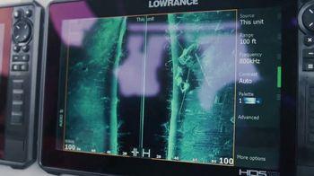 Lowrance HDS Live TV Spot, 'Sleek New Design' - Thumbnail 3