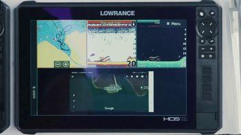 Lowrance HDS Live TV Spot, 'Sleek New Design' - Thumbnail 6