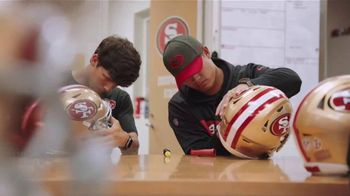 NFL TV Spot, 'The Future of Football: Protecting Myself' Featuring Kyle Juszczyk - Thumbnail 6