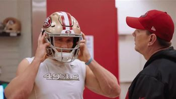 NFL TV Spot, 'The Future of Football: Protecting Myself' Featuring Kyle Juszczyk - Thumbnail 9