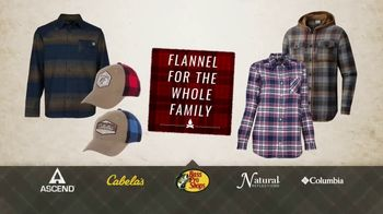 Bass Pro Shops Flannel Fest TV Spot, 'The Whole Family' - Thumbnail 10