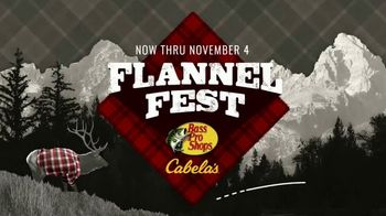 Bass Pro Shops Flannel Fest TV Spot, 'The Whole Family' - Thumbnail 7