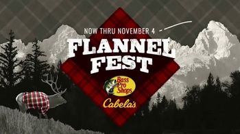 Bass Pro Shops Flannel Fest TV Spot, 'The Whole Family' - Thumbnail 8