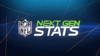 AWS Next Gen Stats TV Spot, 'Real-Time Insights: Vikings' - Thumbnail 8