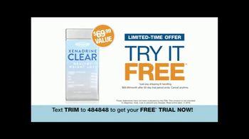 Xenadrine Clear TV Spot, 'Look Incredible' - Thumbnail 10