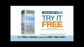 Xenadrine Clear TV Spot, 'Look Incredible' - Thumbnail 9