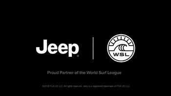 Jeep Adventure Days TV Spot, 'WSL: What Does Your Board Ride?' [T2] - Thumbnail 7