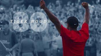 PGA TOUR TV Spot, 'Tiger Woods' - 70 commercial airings