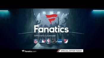 Fanatics.com TV Spot, 'Leagues, Teams and Players You Love' Song by Greta Van Fleet - Thumbnail 10