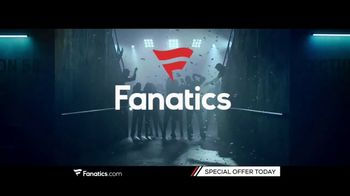 Fanatics.com TV Spot, 'Leagues, Teams and Players You Love' Song by Greta Van Fleet - Thumbnail 9